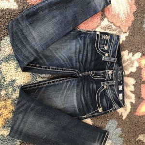 MissMe Skinny Jean Size 10